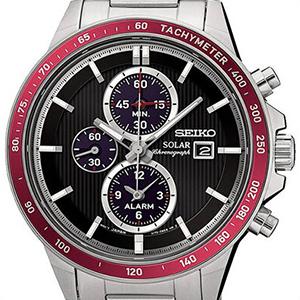 【並行輸入品】海外セイコー 海外SEIKO 腕時計 SSC433P1 メンズ クロノグラフ ソーラー