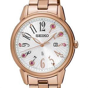 【並行輸入品】海外セイコー 海外SEIKO 腕時計 SUT302J1 レディース LUKIA ルキア ソーラー