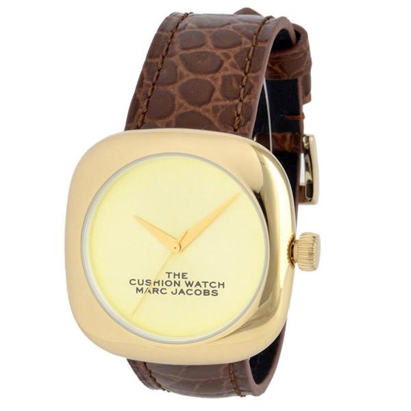 【並行輸入品】MARC JACOBS マークジェイコブス 腕時計 MJ0120179305 レディース The Cushion ザ クッション