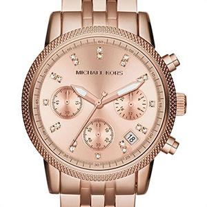 d96ad2af2f 【並行輸入品】マイケルコース MICHAEL KORS 腕時計 MK6077 レディース Ritz Chronograph リッツ クロノ