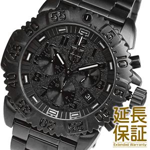 【並行輸入品】ルミノックス LUMINOX 腕時計 3182 BLACKOUT メンズ NAVY SEALs STEEL ネイビーシールズスティール Color Mark カラーマーク クロノグラフ