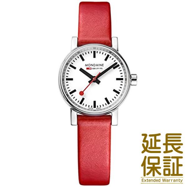 【国内正規品】MONDAINE モンディーン 腕時計 A6583030111SBC レディース Evo エヴォ