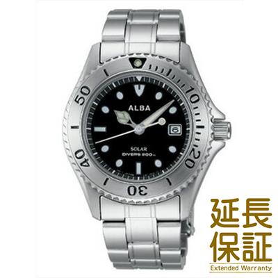 【国内正規品】ALBA アルバ 腕時計 SEIKO セイコー AEFD529 メンズ ALBA SOLAR アルバ ソーラー