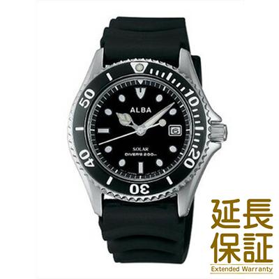 【国内正規品】ALBA アルバ 腕時計 SEIKO セイコー AEFD530 メンズ ALBA SOLAR アルバ ソーラー