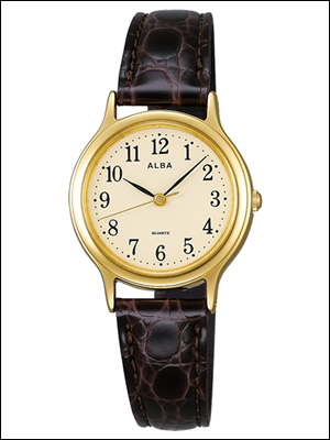【国内正規品】ALBA アルバ 腕時計 SEIKO セイコー AIHN006 レディース ペア クオーツ