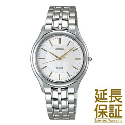 【国内正規品】SEIKO セイコー 腕時計 SACL009 メンズ DOLCE&XCELINE ドルチェ&エクセリーヌ ペアウォッチ クオーツ