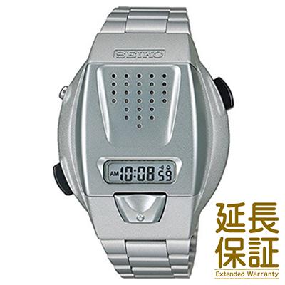 【レビュー記入確認後10年保証】SEIKO セイコー 腕時計 SBJS001 メンズ 音声報知機能デジタルウォッチ