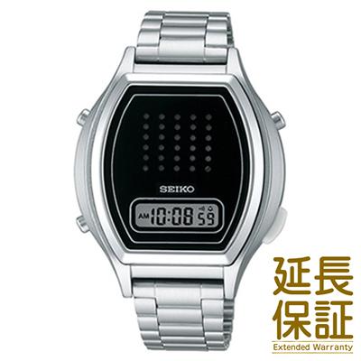 【国内正規品】SEIKO セイコー 腕時計 SBJS009 メンズ 音声報知機能デジタルウォッチ