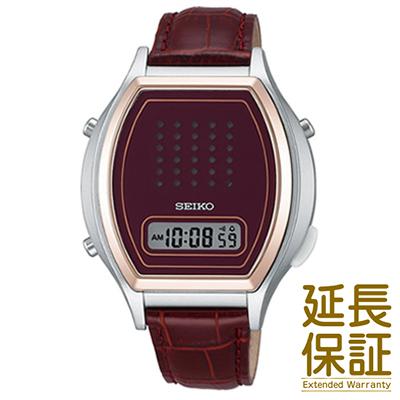 【国内正規品】SEIKO セイコー 腕時計 SBJS010 メンズ 音声報知機能デジタルウォッチ
