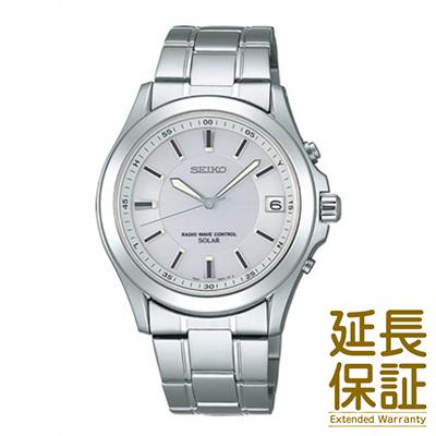 【国内正規品】SEIKO セイコー 腕時計 SBTM019 メンズ SPIRIT スピリット ソーラー電波時計