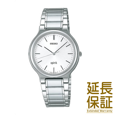 【国内正規品】SEIKO セイコー 腕時計 SCDP003 メンズ SPIRIT スピリット ペアウォッチ
