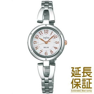 【国内正規品】ALBA アルバ 腕時計 SEIKO セイコー AHJD094 レディース ingenu アンジェーヌ ソーラー