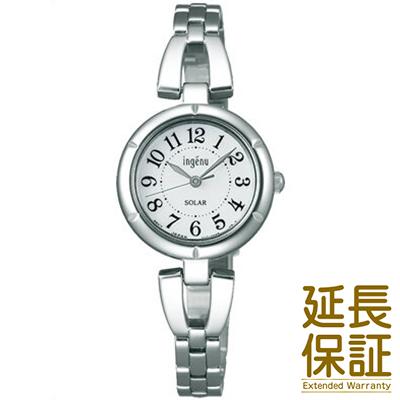 【国内正規品】ALBA アルバ 腕時計 SEIKO セイコー AHJD095 レディース ingenu アンジェーヌ ソーラー