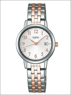 【レビュー記入確認後10年保証】アルバ ALBA セイコー 腕時計 SEIKO 時計 正規品 AHJK435 レディース ingenu アンジェーヌ