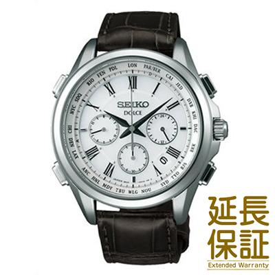 【国内正規品】SEIKO セイコー 腕時計 SADA039 メンズ DOLCE&XCELINE ドルチェ&エクセリーヌ ソーラー 電波修正 FLIGHT EXPERT