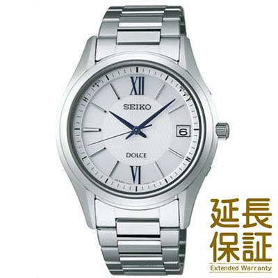 【国内正規品】SEIKO セイコー 腕時計 SADZ185 メンズ DOLCE&XCELINE ドルチェ&エクセリーヌ ソーラー 電波 ペアウォッチ