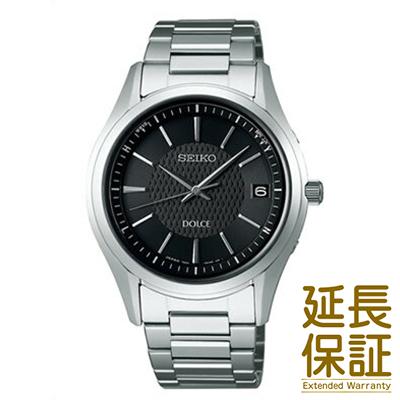 【国内正規品】SEIKO セイコー 腕時計 SADZ187 メンズ DOLCE&XCELINE ドルチェ&エクセリーヌ ソーラー 電波 ペアウォッチ