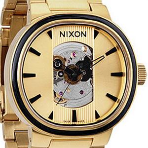 【並行輸入品】ニクソン NIXON 腕時計 A089 510 メンズ 男女兼用 CAPITAL AUTOMATIC キャピタルオートマティック 自動巻き
