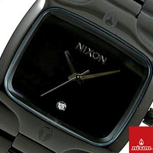 【並行輸入品】ニクソン NIXON 腕時計 A140-001 メンズ 男THE PLAYER プレイヤーオールブラック