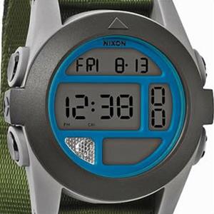 【並行輸入品】NIXON ニクソン 腕時計 A489 1376 ユニセックス BAJA バハ