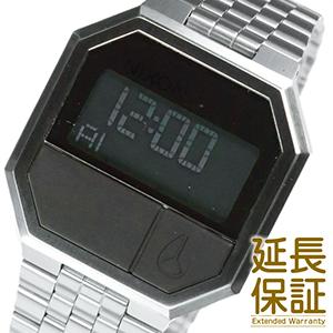【並行輸入品】ニクソン NIXON 腕時計 A158-000 メンズ 男女兼用 RE-RUN リラン デジタルウォッチ