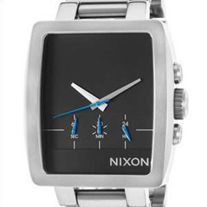 【並行輸入品】ニクソン NIXON 腕時計 A324-000 ユニセックス クロノグラフ クオーツ