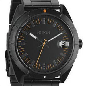 【並行輸入品】ニクソン NIXON 腕時計 A359 577 メンズ THE ROVER SS ローバー 2 All Black/Orange