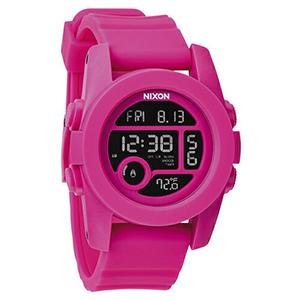 ニクソン 腕時計 NIXON 時計 並行輸入品 A490 076 レディース Unit 40 ユニット40 Magenta マゼンタ