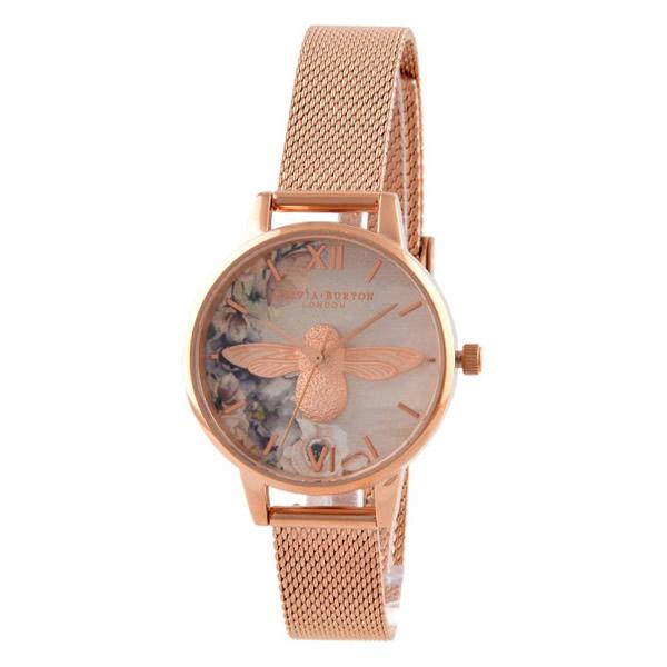 【並行輸入品】OLIVIA BURTON オリビアバートン 腕時計 OB16PP40 レディース WATER COLOR FLORALS ウォーターカラーフローラルズ