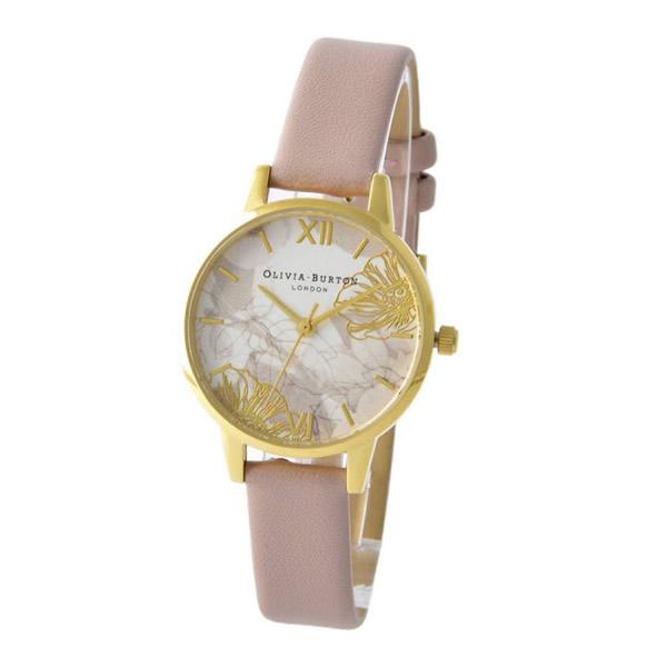 【並行輸入品】OLIVIA BURTON オリビアバートン 腕時計 OB16VM31 レディース ABSTRACT FLORALS アブストラクトフローラル
