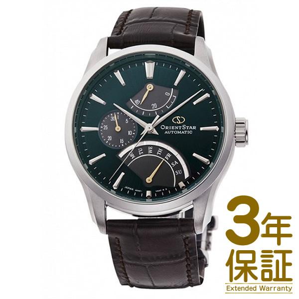 【国内正規品】ORIENT オリエント 腕時計 RK-DE0302E メンズ ORIENT STAR オリエントスター RETROGRADE レトログラード 自動巻き