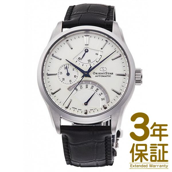 【国内正規品】ORIENT オリエント 腕時計 RK-DE0303S メンズ ORIENT STAR オリエントスター RETROGRADE レトログラード 自動巻き