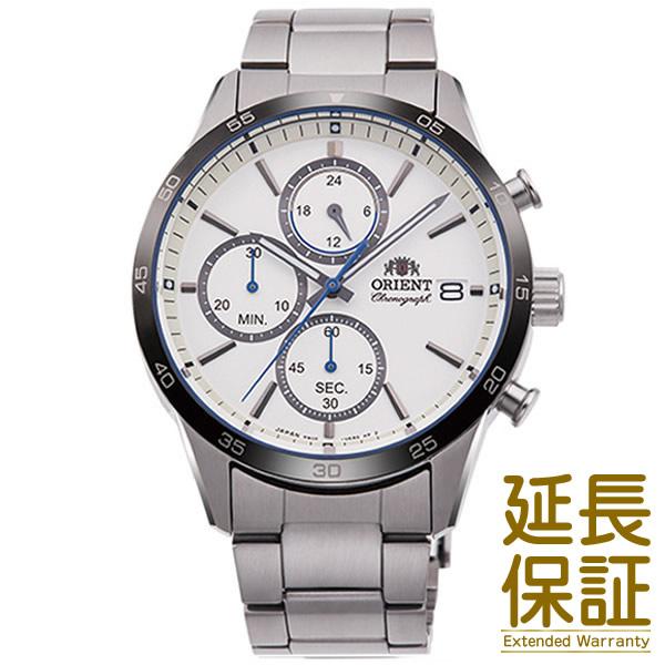 ORIENT オリエント 腕時計 RN-KU0001S メンズ CONTEMPORARY コンテンポラリー クロノグラフ クオーツ