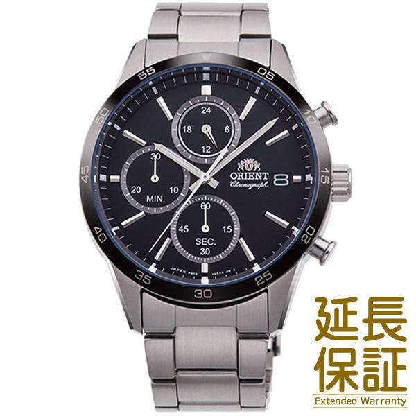 ORIENT オリエント 腕時計 RN-KU0002B メンズ CONTEMPORARY コンテンポラリー クロノグラフ クオーツ