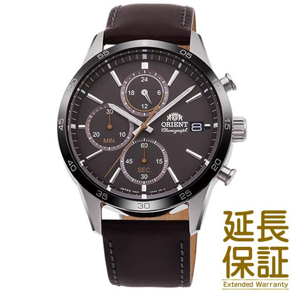 【国内正規品】ORIENT オリエント 腕時計 RN-KU0004N メンズ CONTEMPORARY コンテンポラリー クロノグラフ クオーツ