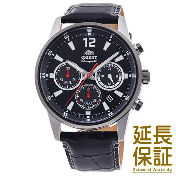 【国内正規品】ORIENT オリエント 腕時計 RN-KV0004B メンズ SPORTS スポーツ クロノグラフ クオーツ