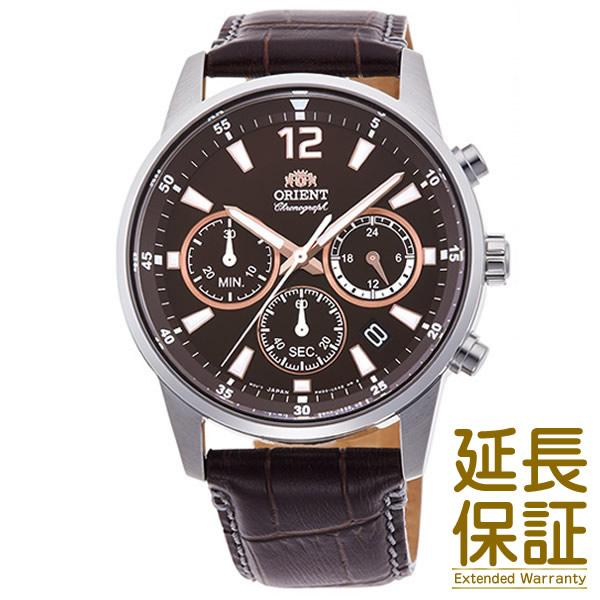 ORIENT オリエント 腕時計 RN-KV0005Y メンズ SPORTS スポーツ クロノグラフ クオーツ