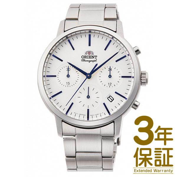 【国内正規品】ORIENT オリエント 腕時計 RN-KV0302S メンズ CONTEMPORARY コンテンポラリー クロノグラフ