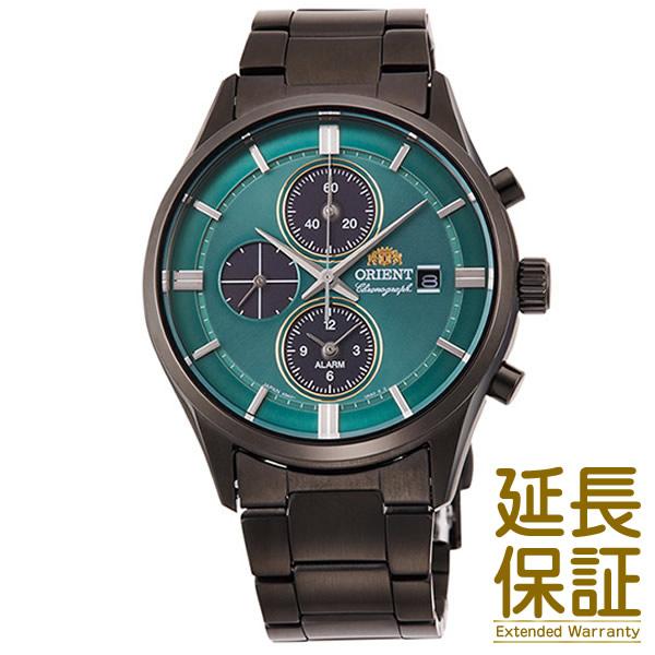 【国内正規品】ORIENT オリエント 腕時計 RN-TY0001E メンズ CONTEMPORARY コンテンポラリー クロノグラフ ソーラー