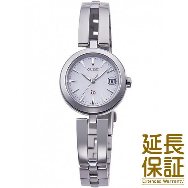 ORIENT オリエント 腕時計 RN-WG0001S レディース iO Natural & Plain イオ ナチュラル&プレーン ソーラー