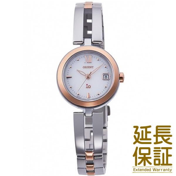 ORIENT オリエント 腕時計 RN-WG0002S レディース iO Natural & Plain イオ ナチュラル&プレーン ソーラー