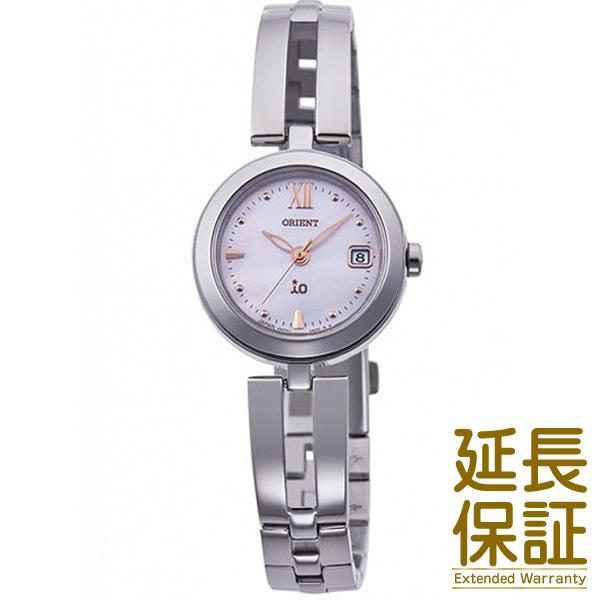 ORIENT オリエント 腕時計 RN-WG0003S レディース iO Natural & Plain イオ ナチュラル&プレーン ソーラー