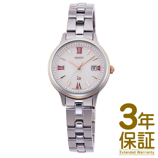 【国内正規品】ORIENT オリエント 腕時計 RN-WG0006P レディース iO イオ ソーラー