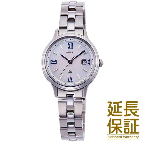 ORIENT オリエント 腕時計 RN-WG0007A レディース iO Natural & Plain イオ ナチュラル&プレーン ソーラー