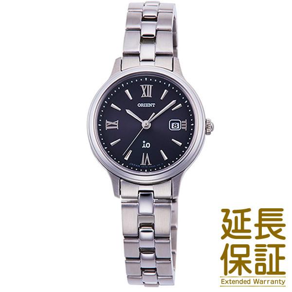 【国内正規品】ORIENT オリエント 腕時計 RN-WG0008B レディース iO Natural & Plain イオ ナチュラル&プレーン ソーラー