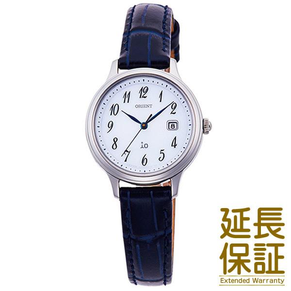 ORIENT オリエント 腕時計 RN-WG0009S レディース iO Natural & Plain イオ ナチュラル&プレーン ソーラー