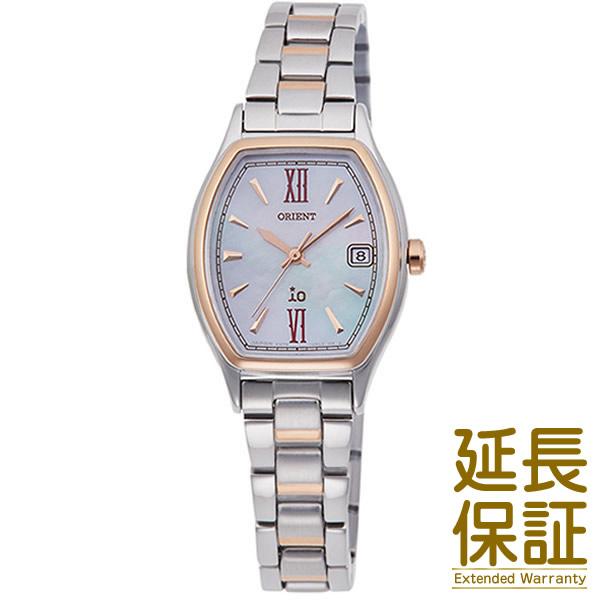 ORIENT オリエント 腕時計 RN-WG0010A レディース iO Natural & Plain イオ ナチュラル&プレーン ソーラー