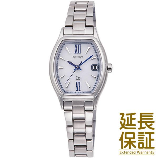 ORIENT オリエント 腕時計 RN-WG0011S レディース iO Natural & Plain イオ ナチュラル&プレーン ソーラー
