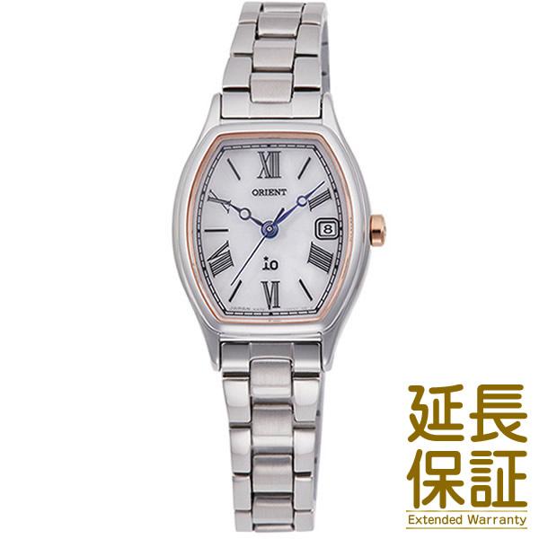 【国内正規品】ORIENT オリエント 腕時計 RN-WG0012S レディース iO Natural & Plain イオ ナチュラル&プレーン ソーラー