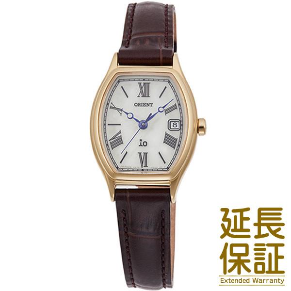 【国内正規品】ORIENT オリエント 腕時計 RN-WG0013S レディース iO Natural & Plain イオ ナチュラル&プレーン ソーラー